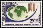Lots et vracs de timbres de collection Afrique - Philatélie Xavier Martinaud