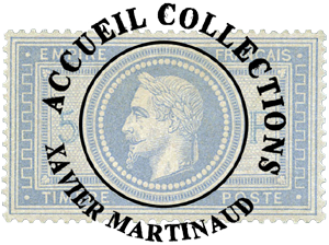 Accueil Collections Xavier Martinaud